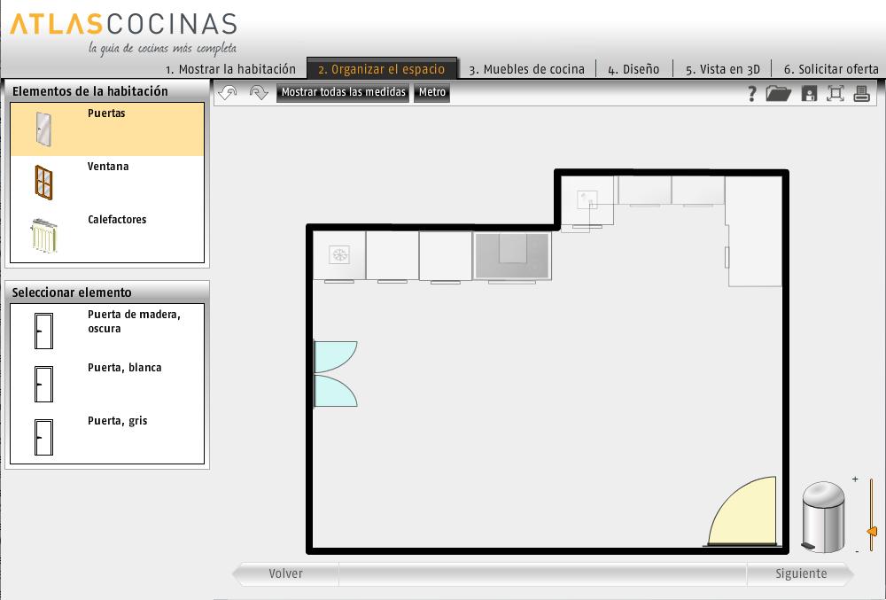 Planificador 3d estudio inter7estudio inter7 - Planificador de cocinas ...